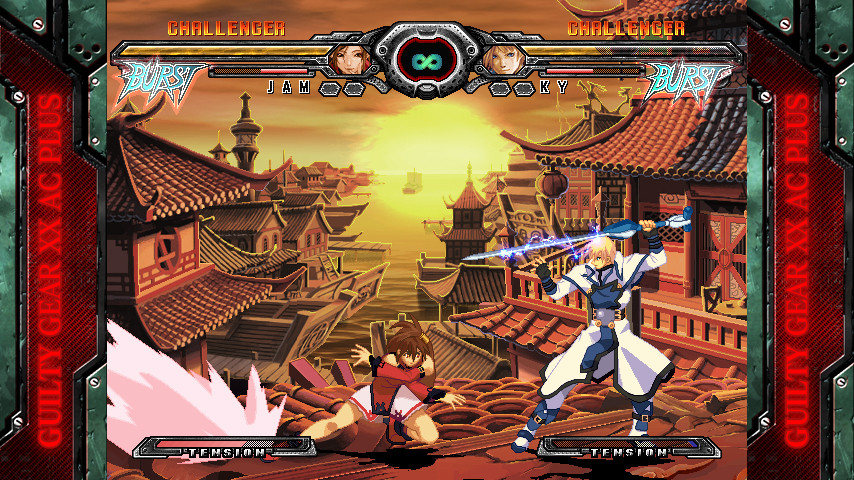 854x480 > Guilty Gear XX Accent Core Plus Wallpapers