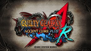 Images of Guilty Gear XX Accent Core Plus | 293x164