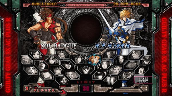 High Resolution Wallpaper | Guilty Gear XX Accent Core Plus 600x338 px