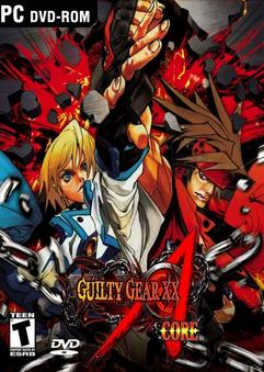 Amazing Guilty Gear XX Accent Core Plus Pictures & Backgrounds
