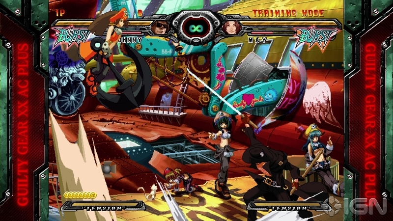 Guilty Gear XX Accent Core Plus High Quality Background on Wallpapers Vista
