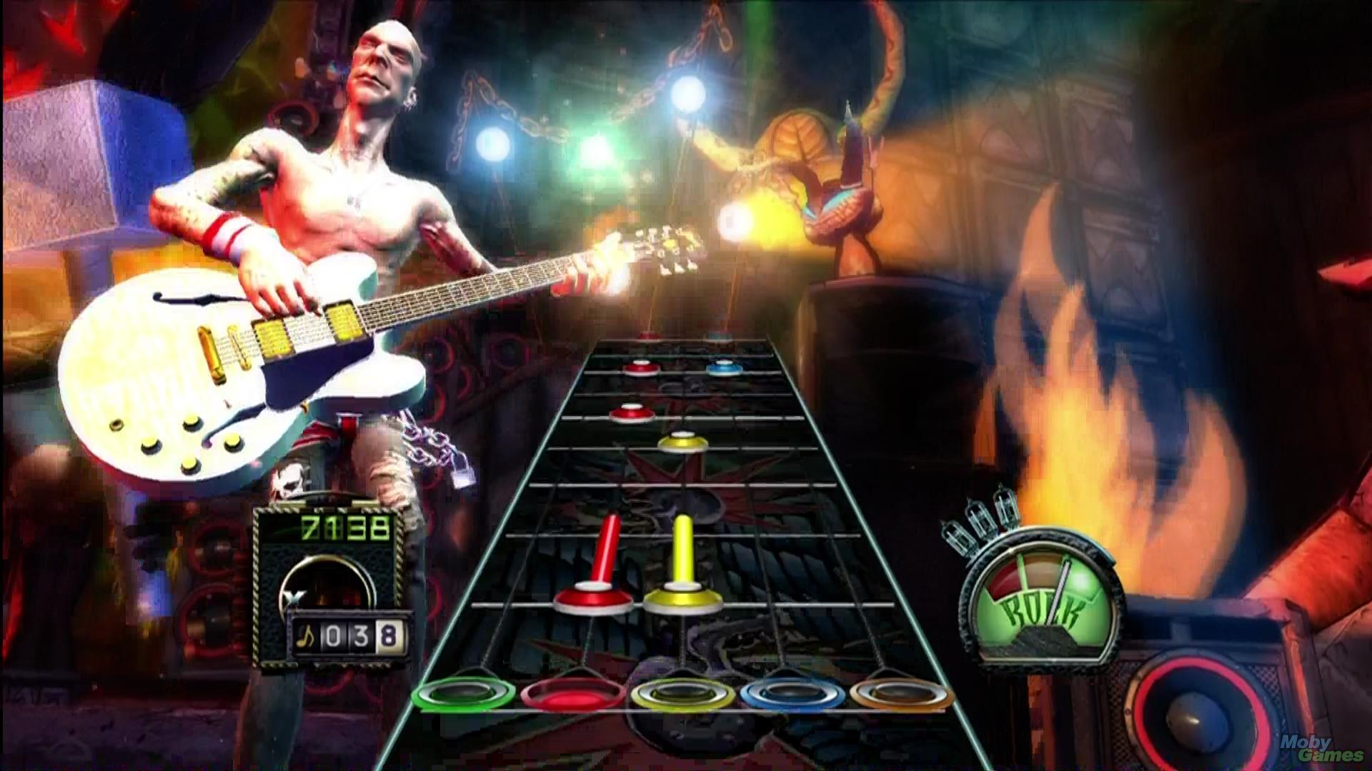 HD Quality Wallpaper | Collection: Video Game, 1920x1080 Guitar Hero