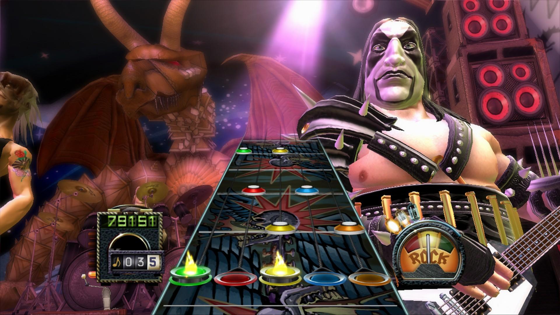 Guitar Hero 3 HD wallpapers, Desktop wallpaper - most viewed