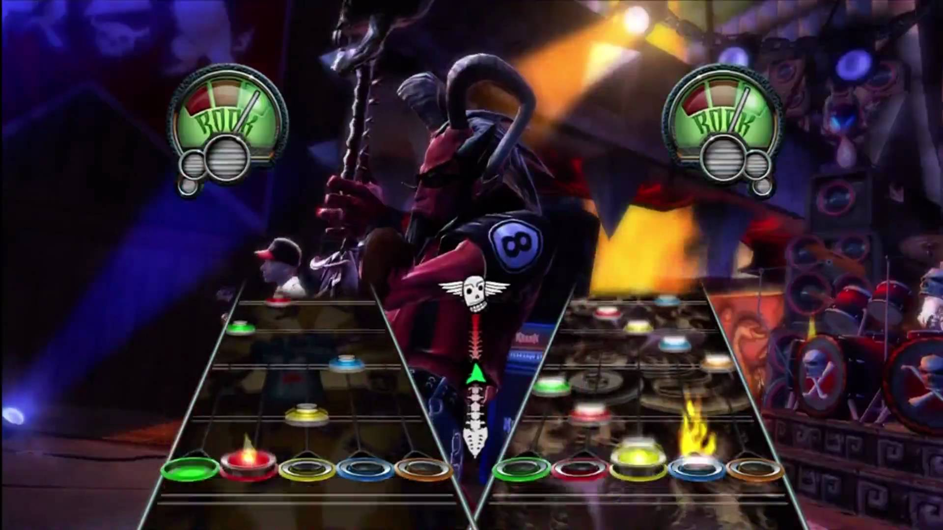Guitar Hero 3 Backgrounds, Compatible - PC, Mobile, Gadgets| 1920x1080 px