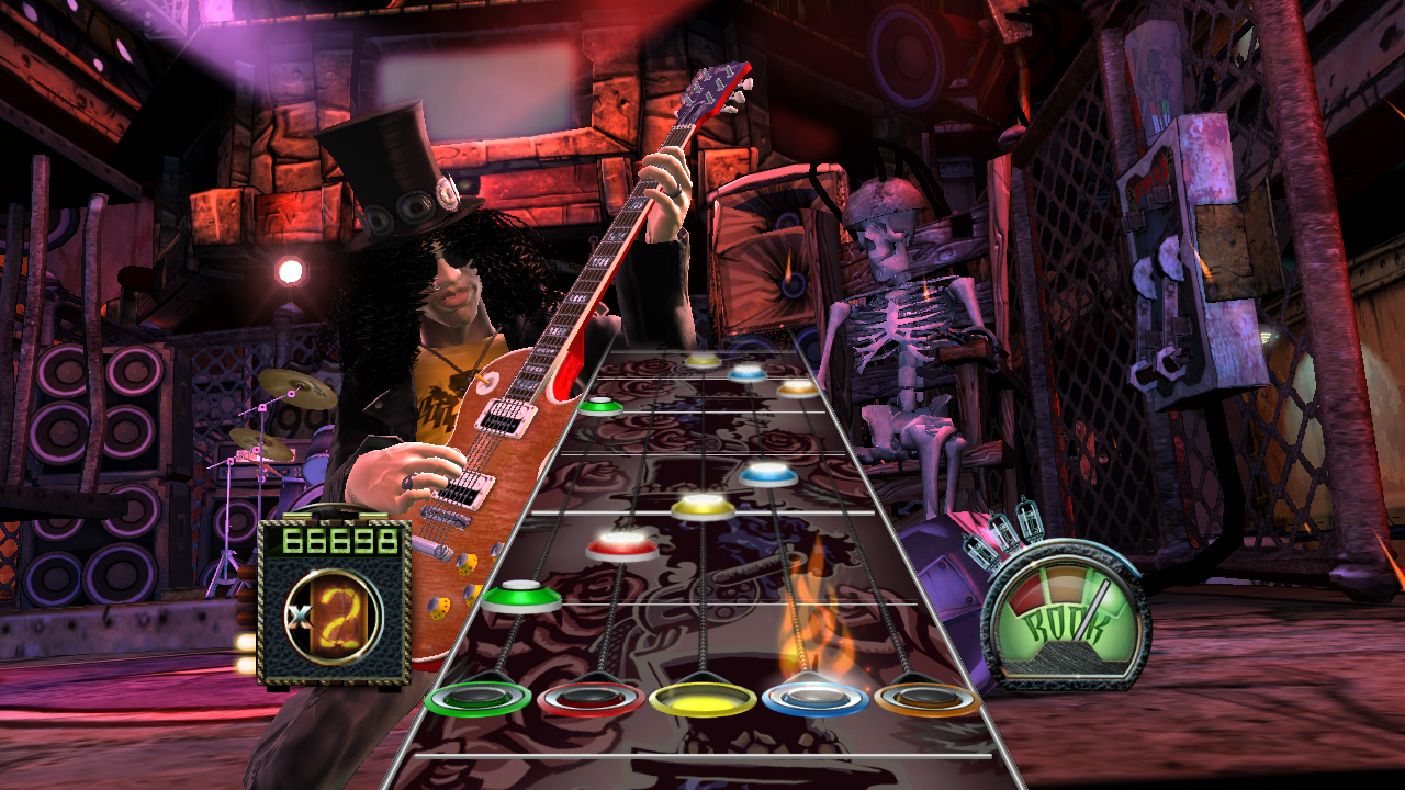 Guitar Hero Pics, Video Game Collection