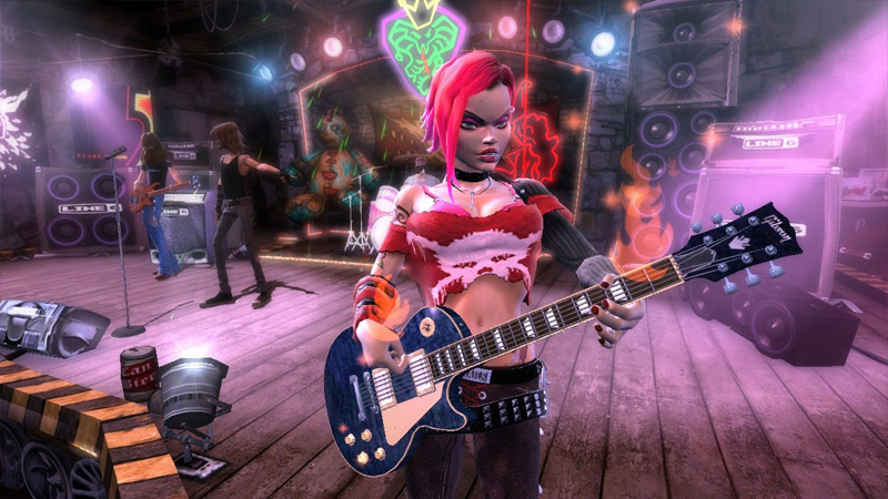 Amazing Guitar Hero 3 Pictures & Backgrounds