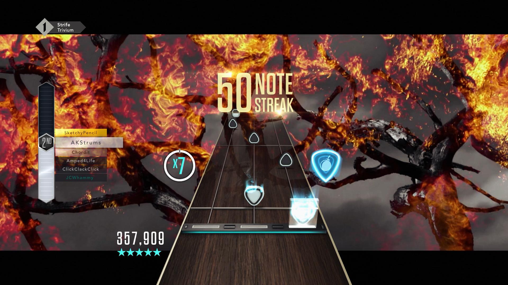 Guitar Hero Backgrounds on Wallpapers Vista