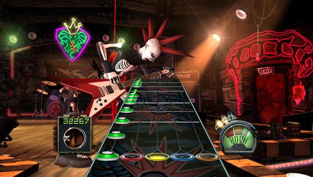 HQ Guitar Hero Wallpapers | File 163.16Kb