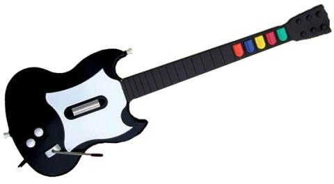 Nice wallpapers Guitar Hero 480x265px