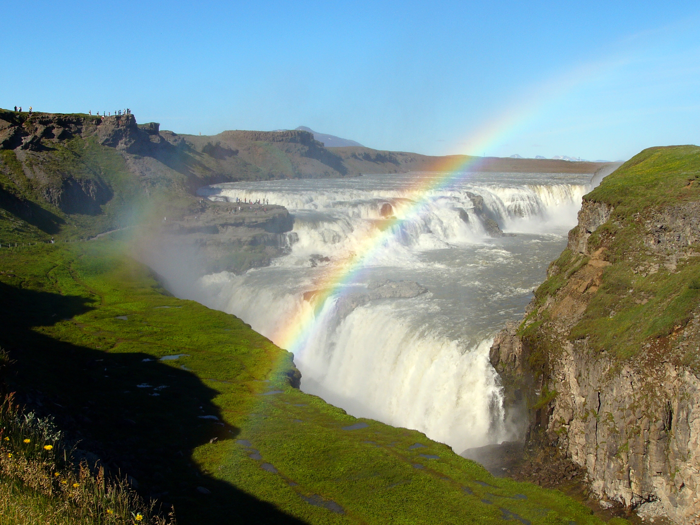 Amazing Gullfoss Pictures & Backgrounds