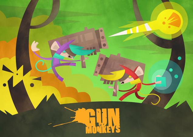 636x450 > Gun Monkeys Wallpapers