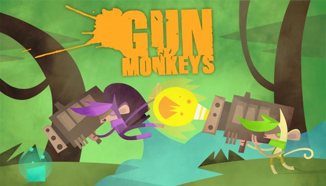 High Resolution Wallpaper | Gun Monkeys 636x364 px