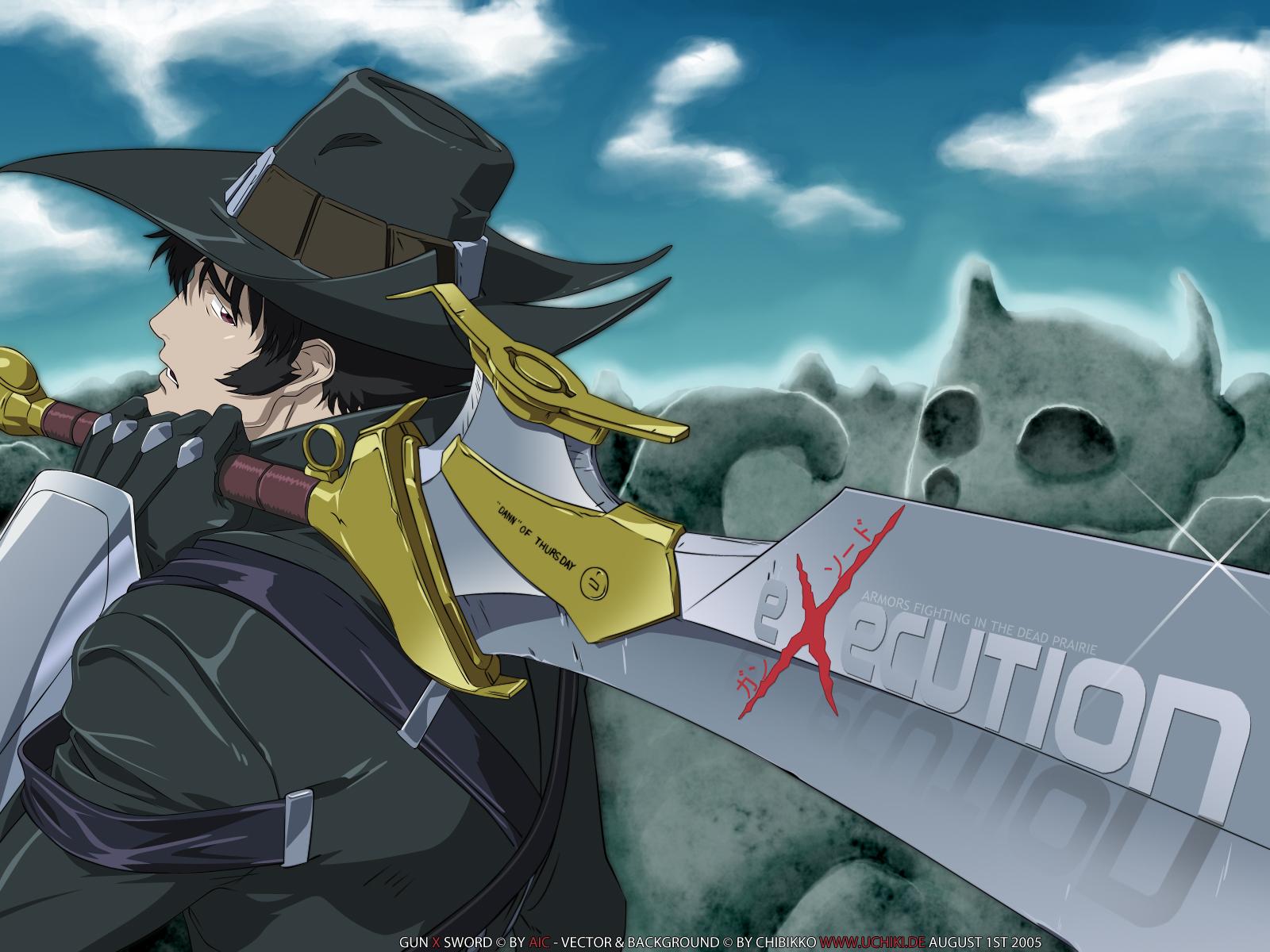 Gun X Sword #6