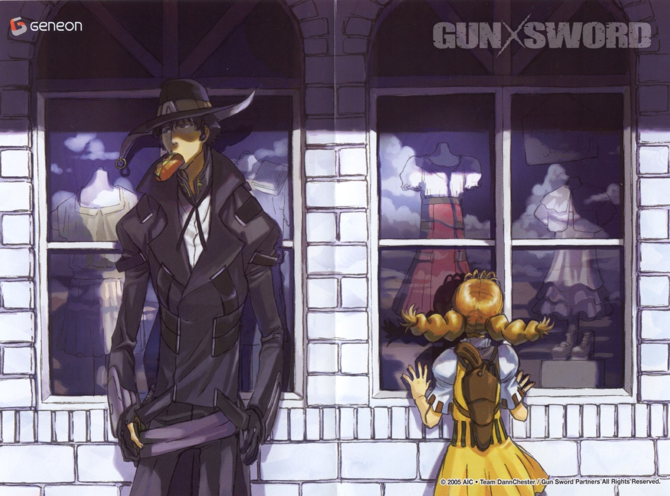 Images of Gun X Sword | 1352x1000
