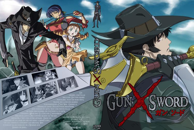 Gun X Sword #12
