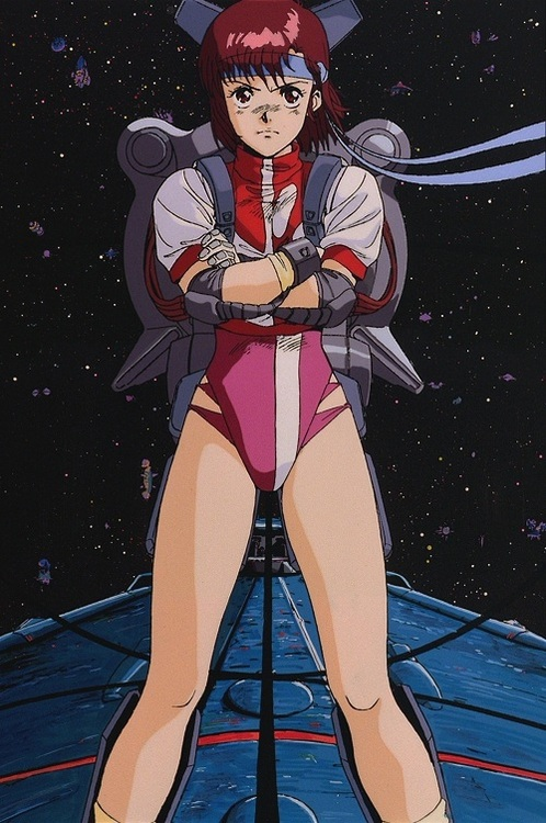 HD Quality Wallpaper | Collection: Anime, 498x750 Gunbuster