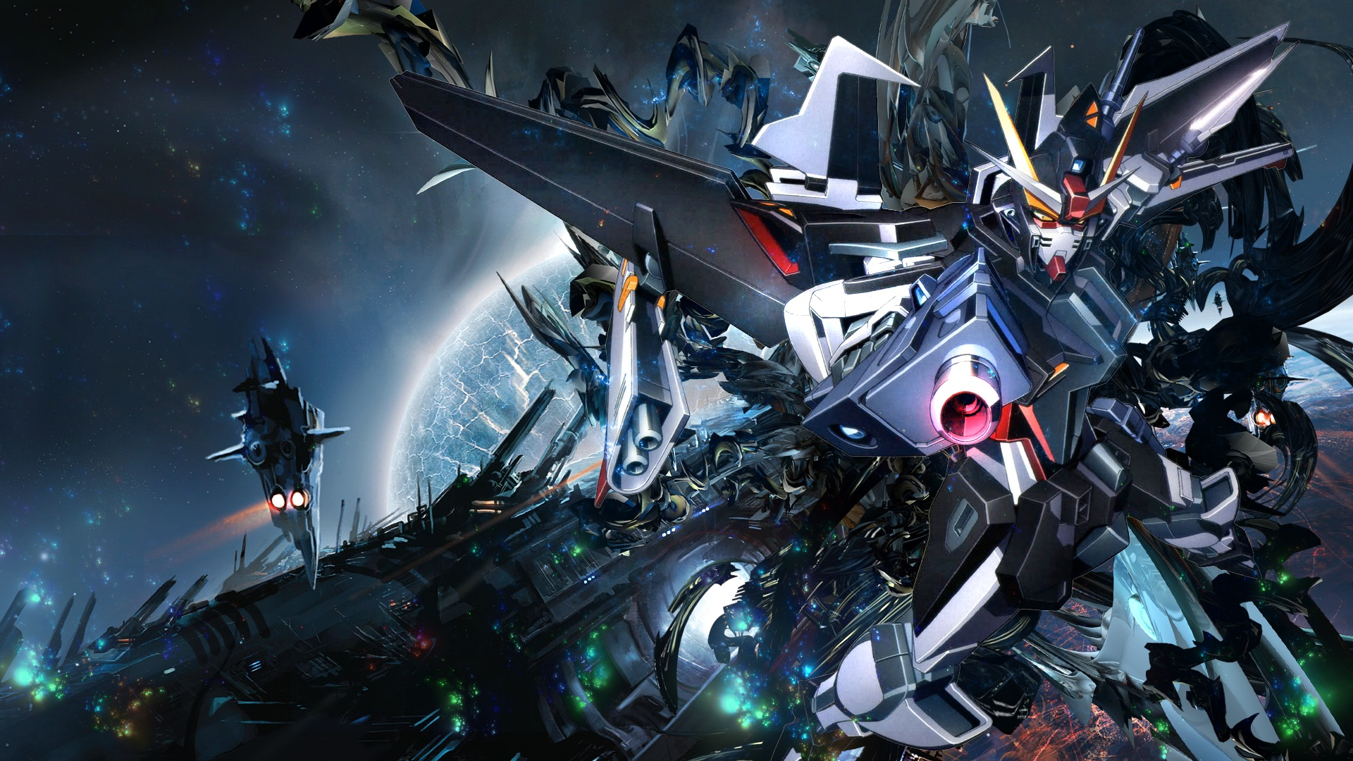Nice wallpapers Gundam 1920x1080px