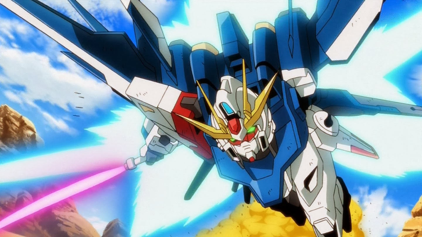 Gundam Build Fighters Backgrounds, Compatible - PC, Mobile, Gadgets| 1440x810 px