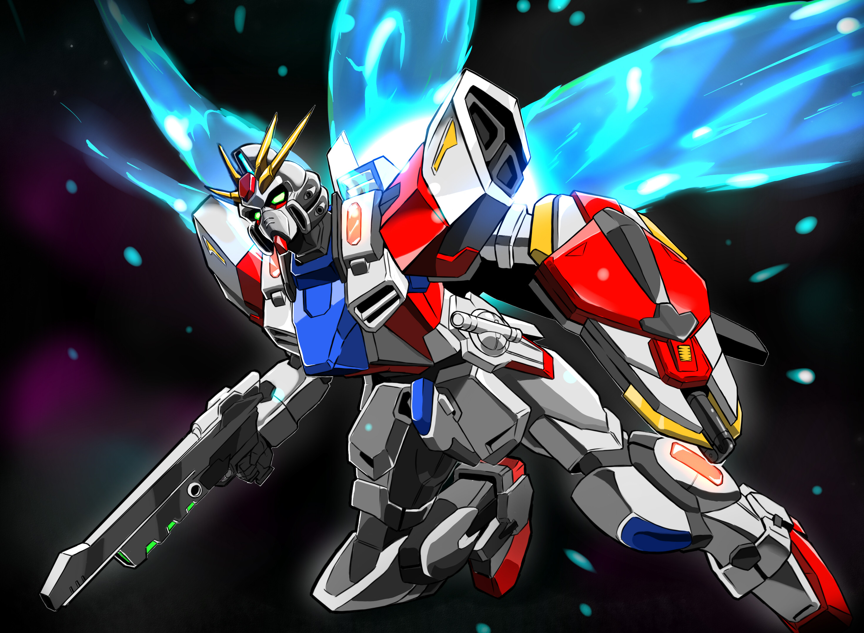 Amazing Gundam Build Fighters Pictures & Backgrounds