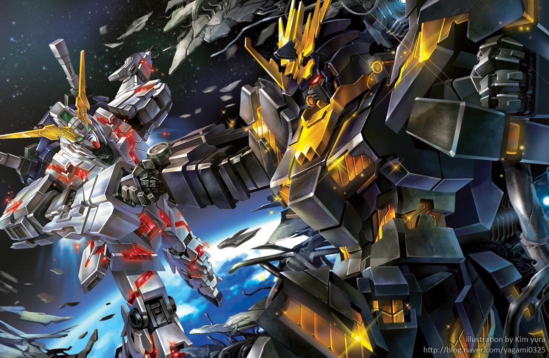 1100x717 > Gundam Wallpapers