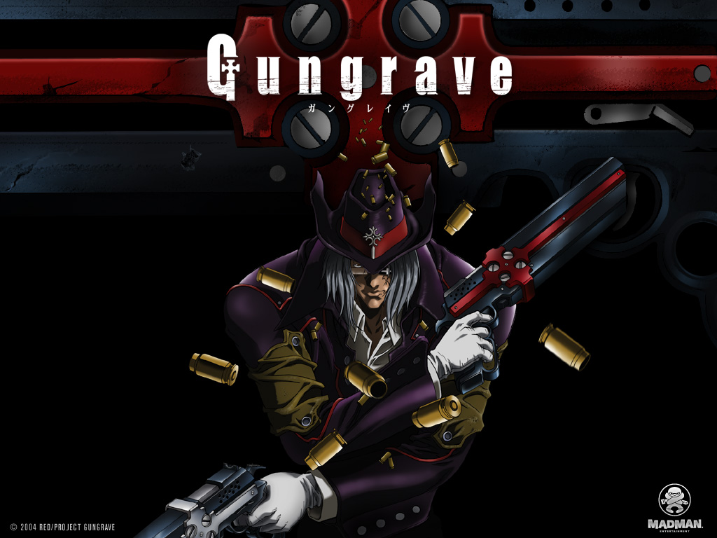HD Quality Wallpaper | Collection: Anime, 1024x768 Gungrave