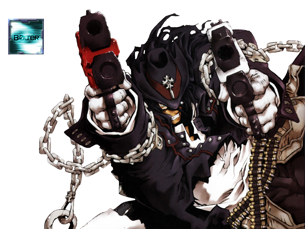 Gungrave HD wallpapers, Desktop wallpaper - most viewed