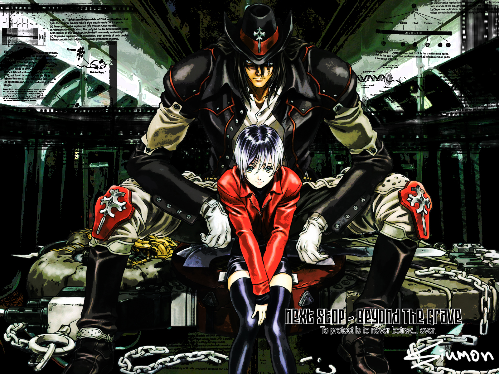 Gungrave Backgrounds on Wallpapers Vista