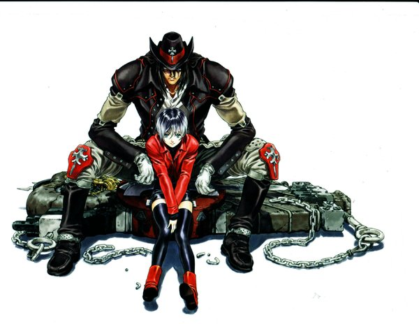 Gungrave High Quality Background on Wallpapers Vista