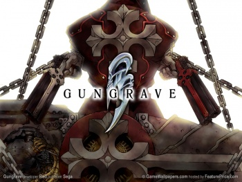 HD Quality Wallpaper | Collection: Anime, 350x263 Gungrave