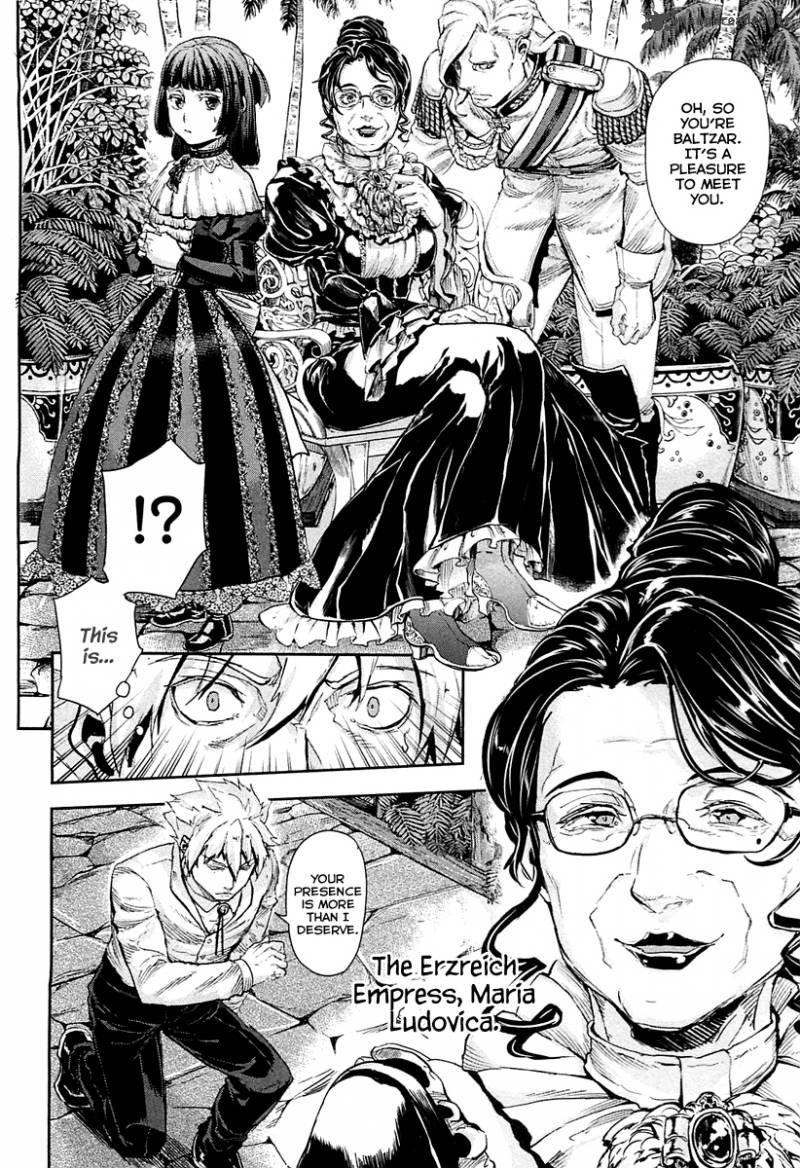 HD Quality Wallpaper | Collection: Anime, 800x1168 Gunka No Baltzar