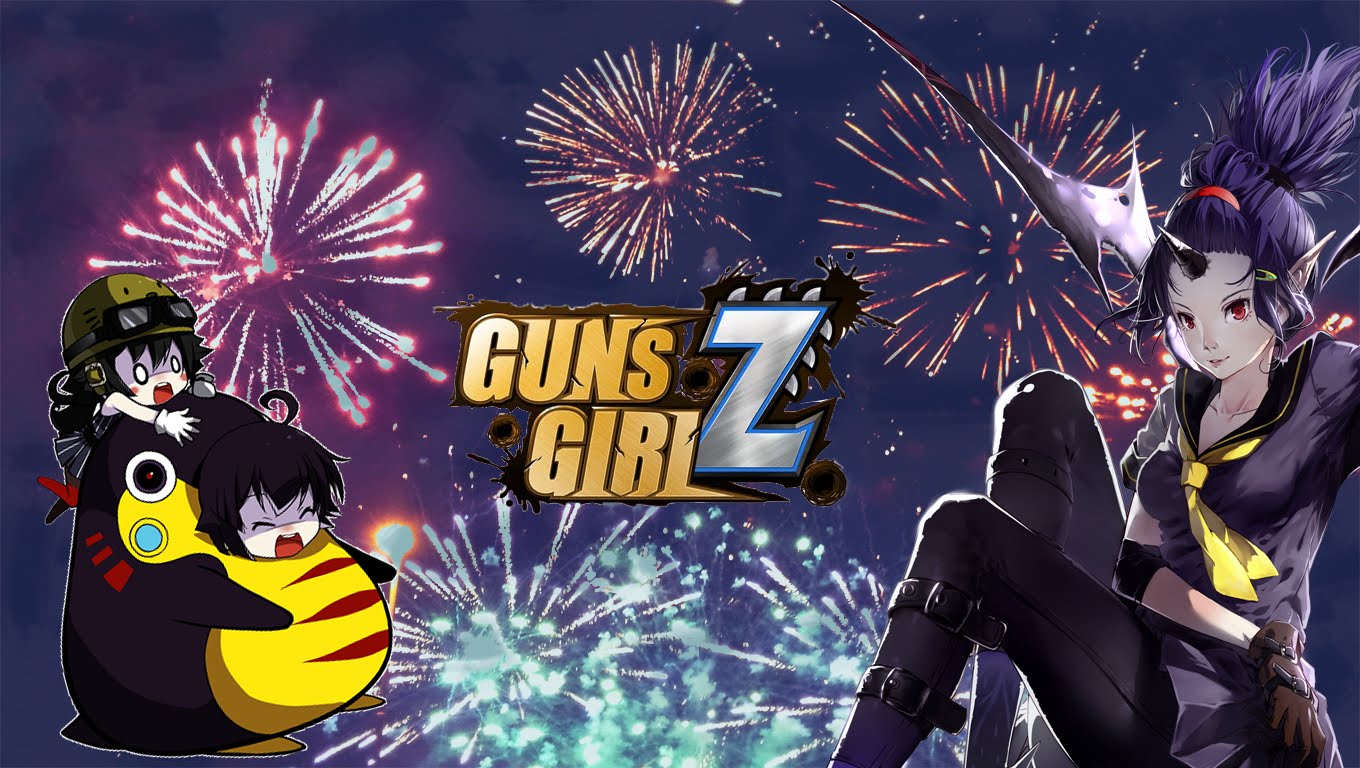 Guns Girl - School DayZ High Quality Background on Wallpapers Vista