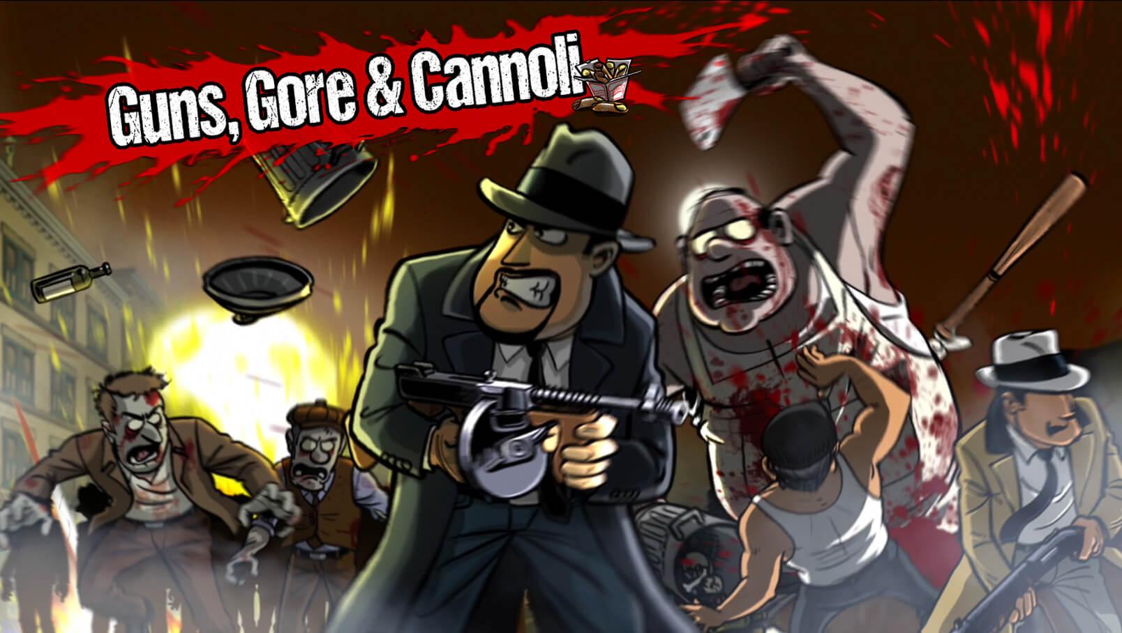 1608x908 > Guns, Gore & Cannoli Wallpapers