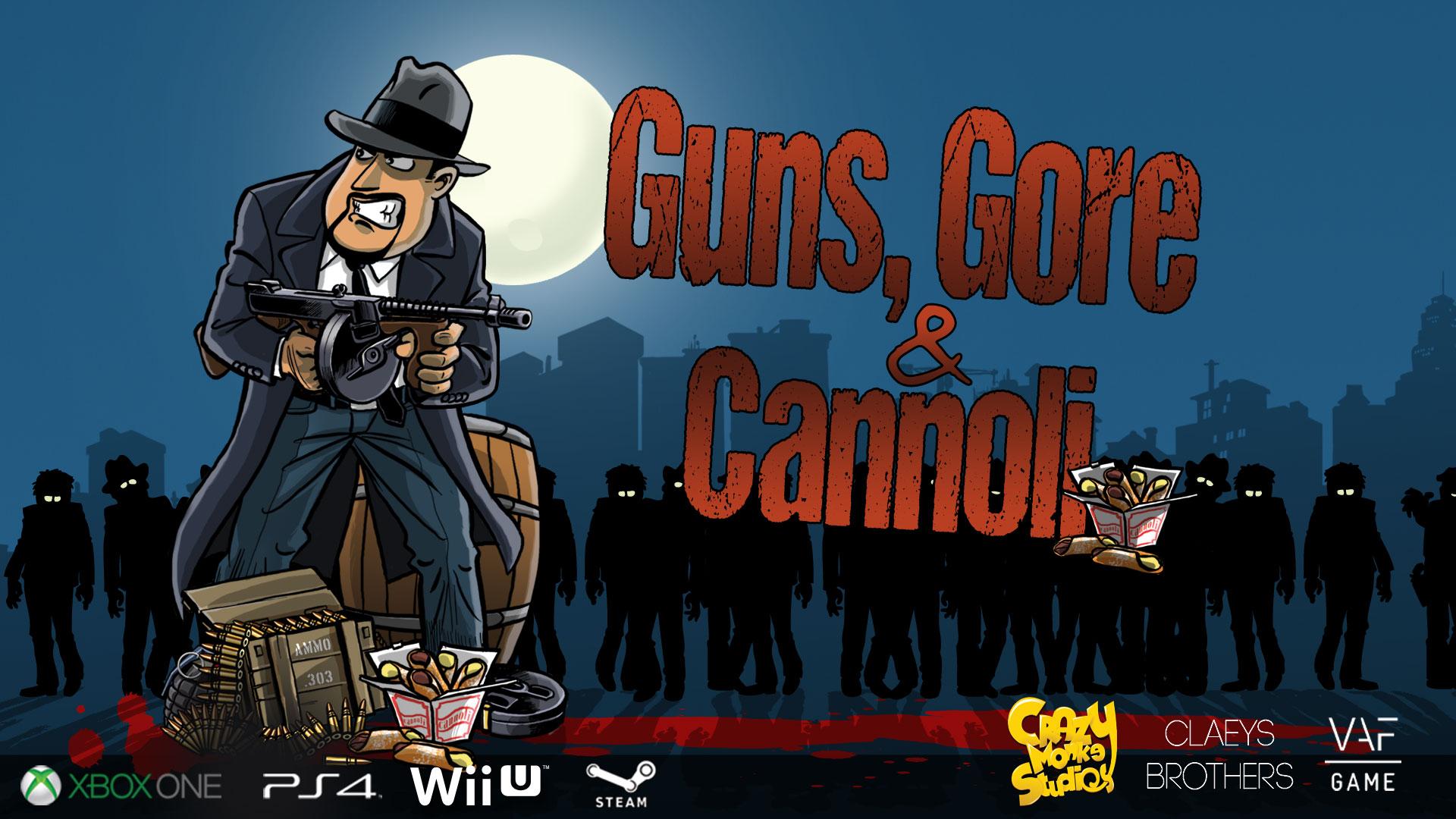 High Resolution Wallpaper | Guns, Gore & Cannoli 1920x1080 px