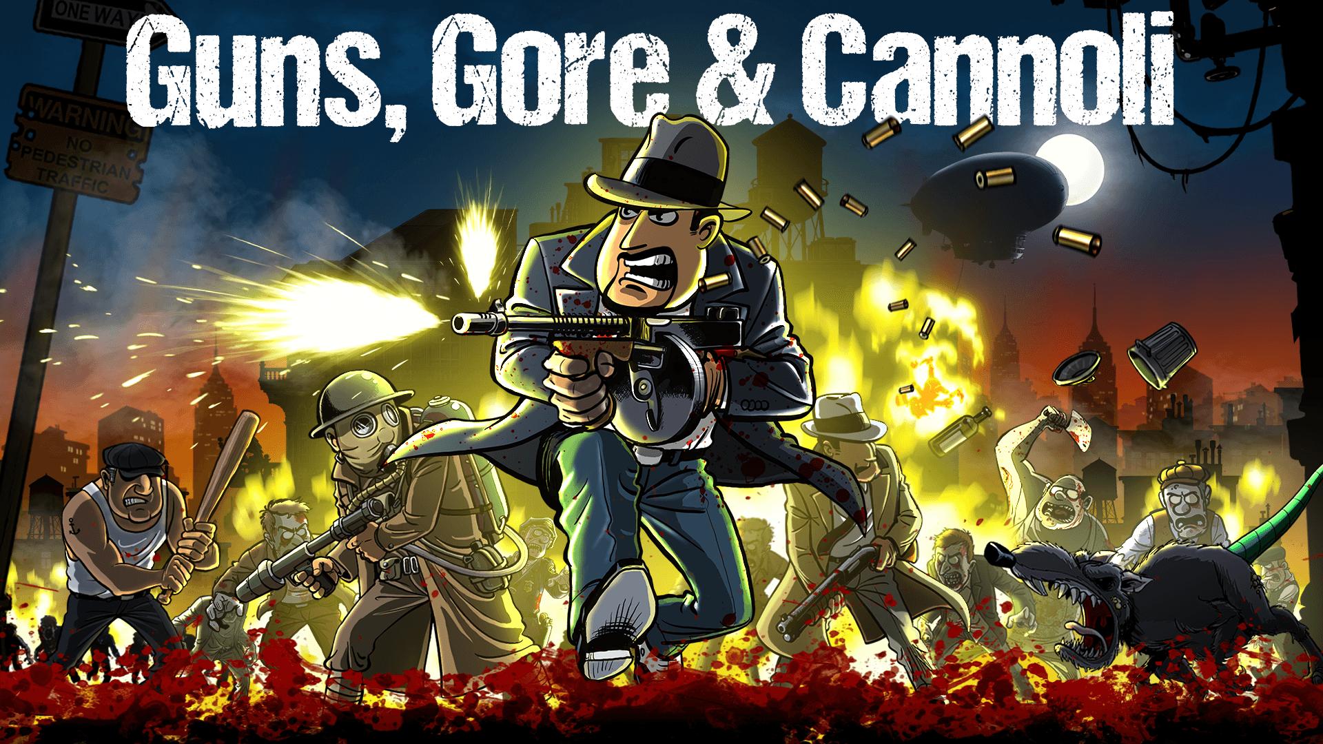 1920x1080 > Guns, Gore & Cannoli Wallpapers