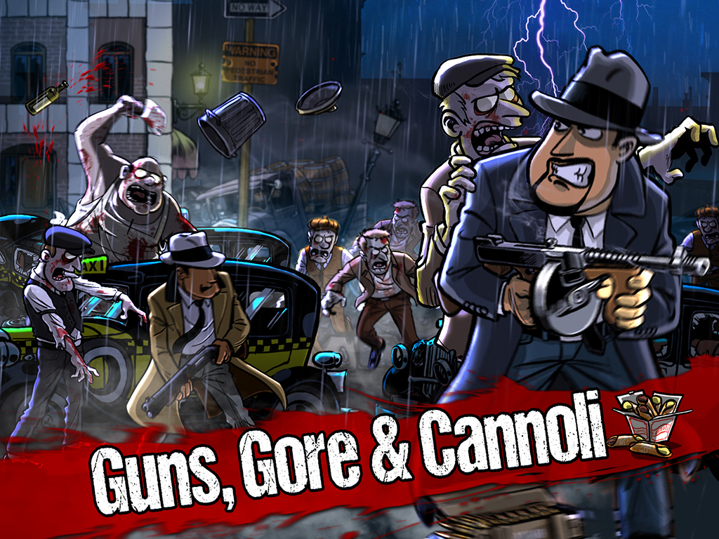 Images of Guns, Gore & Cannoli | 1024x768