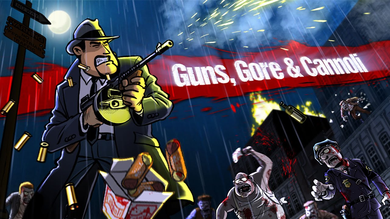 Guns, Gore & Cannoli Backgrounds on Wallpapers Vista
