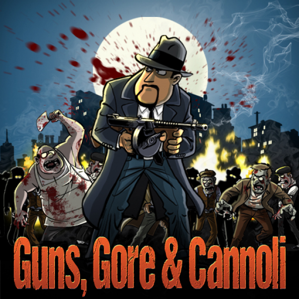 Amazing Guns, Gore & Cannoli Pictures & Backgrounds