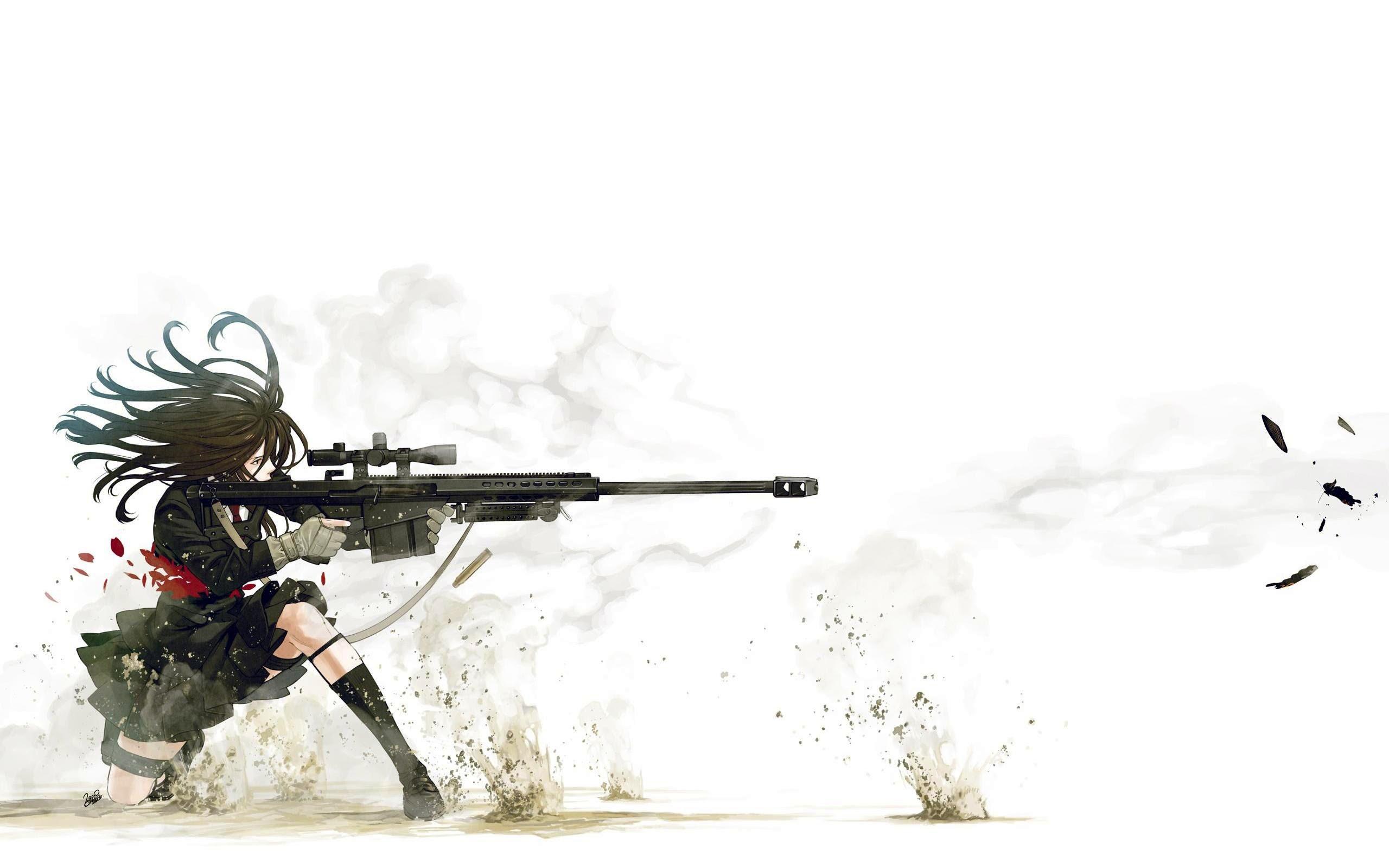 Gunslinger Girl Pics, Anime Collection