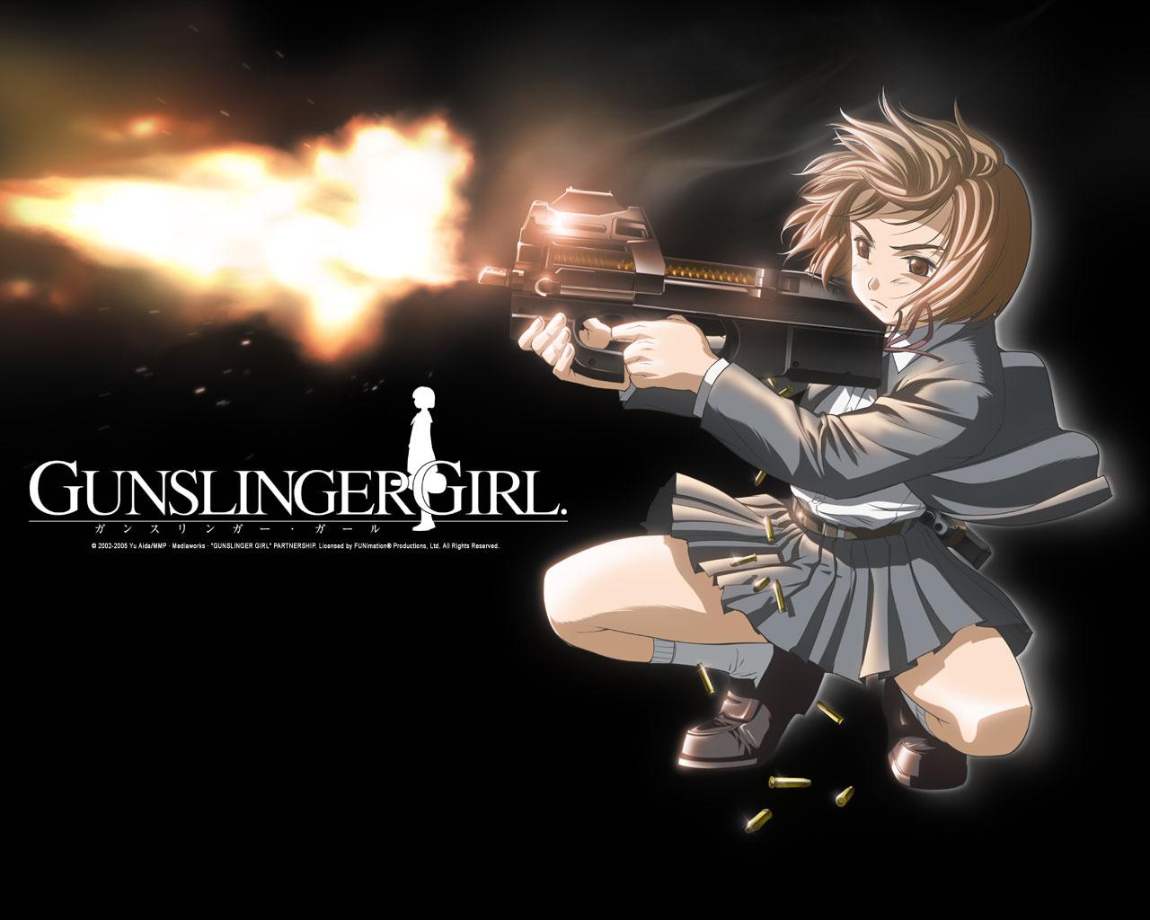 Gunslinger Girl Backgrounds on Wallpapers Vista