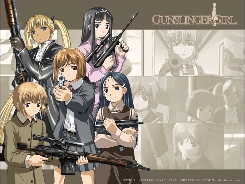 Gunslinger Girl Il Teatrino #6