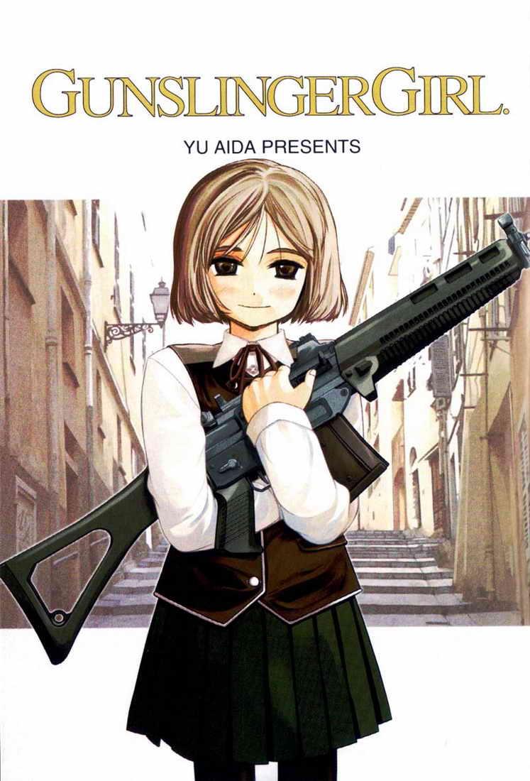 High Resolution Wallpaper | Gunslinger Girl 747x1100 px