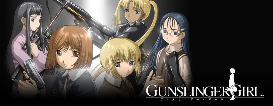 Nice Images Collection: Gunslinger Girl Desktop Wallpapers