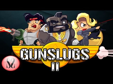 Nice Images Collection: Gunslugs 2 Desktop Wallpapers