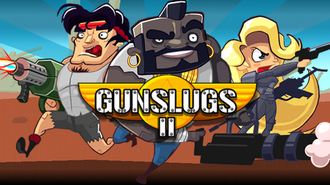 High Resolution Wallpaper | Gunslugs 2 480x270 px