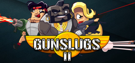 Gunslugs 2 Backgrounds, Compatible - PC, Mobile, Gadgets| 460x215 px