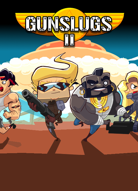 Gunslugs 2 High Quality Background on Wallpapers Vista