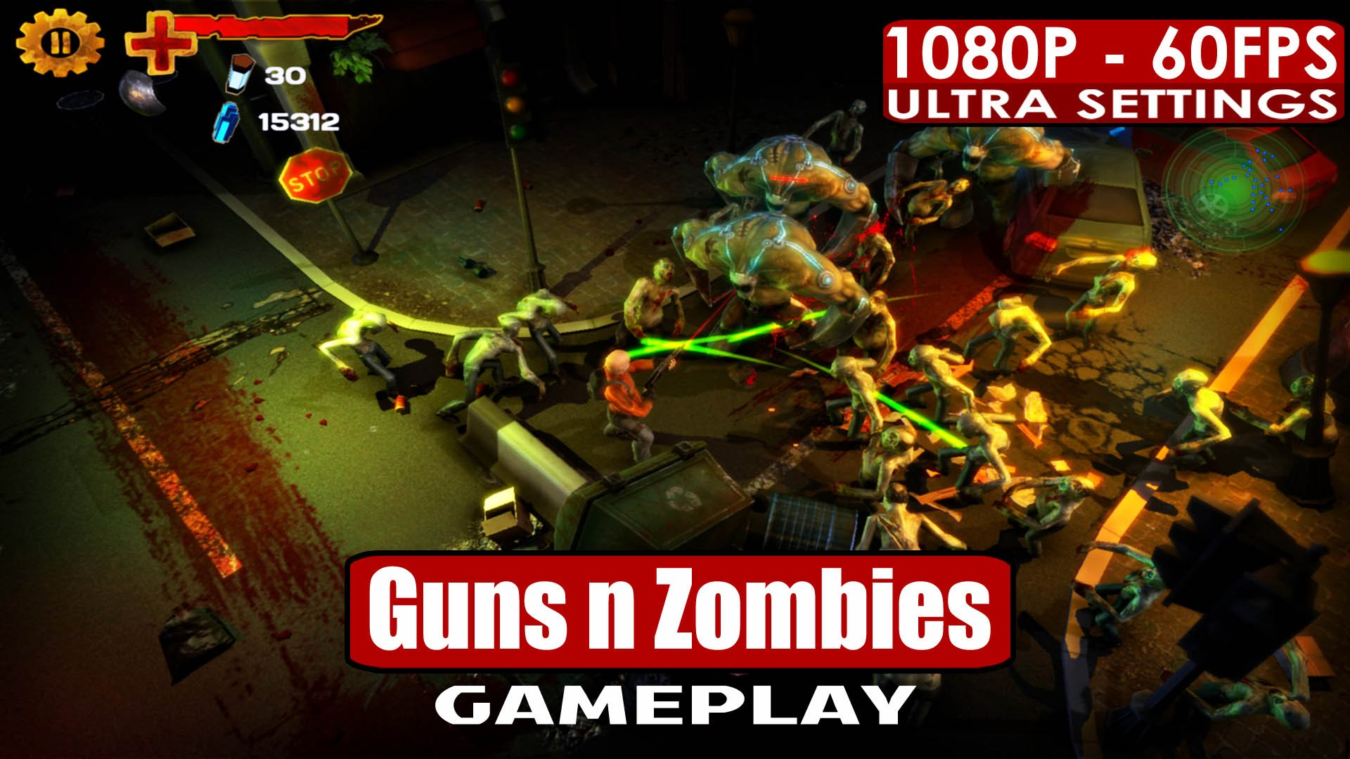Guns'N'Zombies Backgrounds on Wallpapers Vista