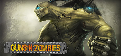 Nice Images Collection: Guns'N'Zombies Desktop Wallpapers