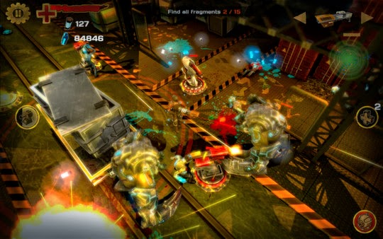 Nice wallpapers Guns'N'Zombies 540x338px