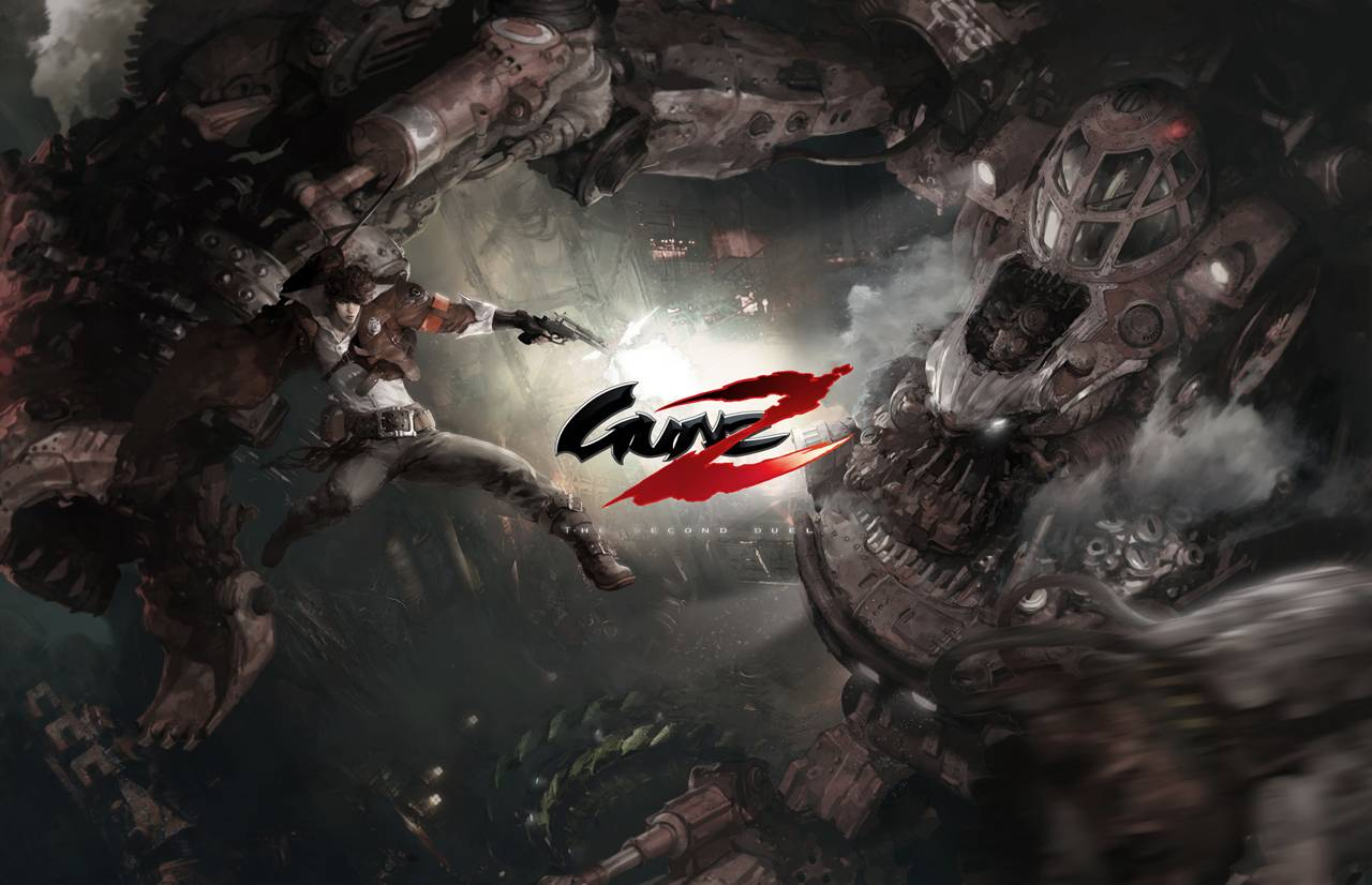 HQ GunZ 2: The Second Duel Wallpapers | File 115.84Kb